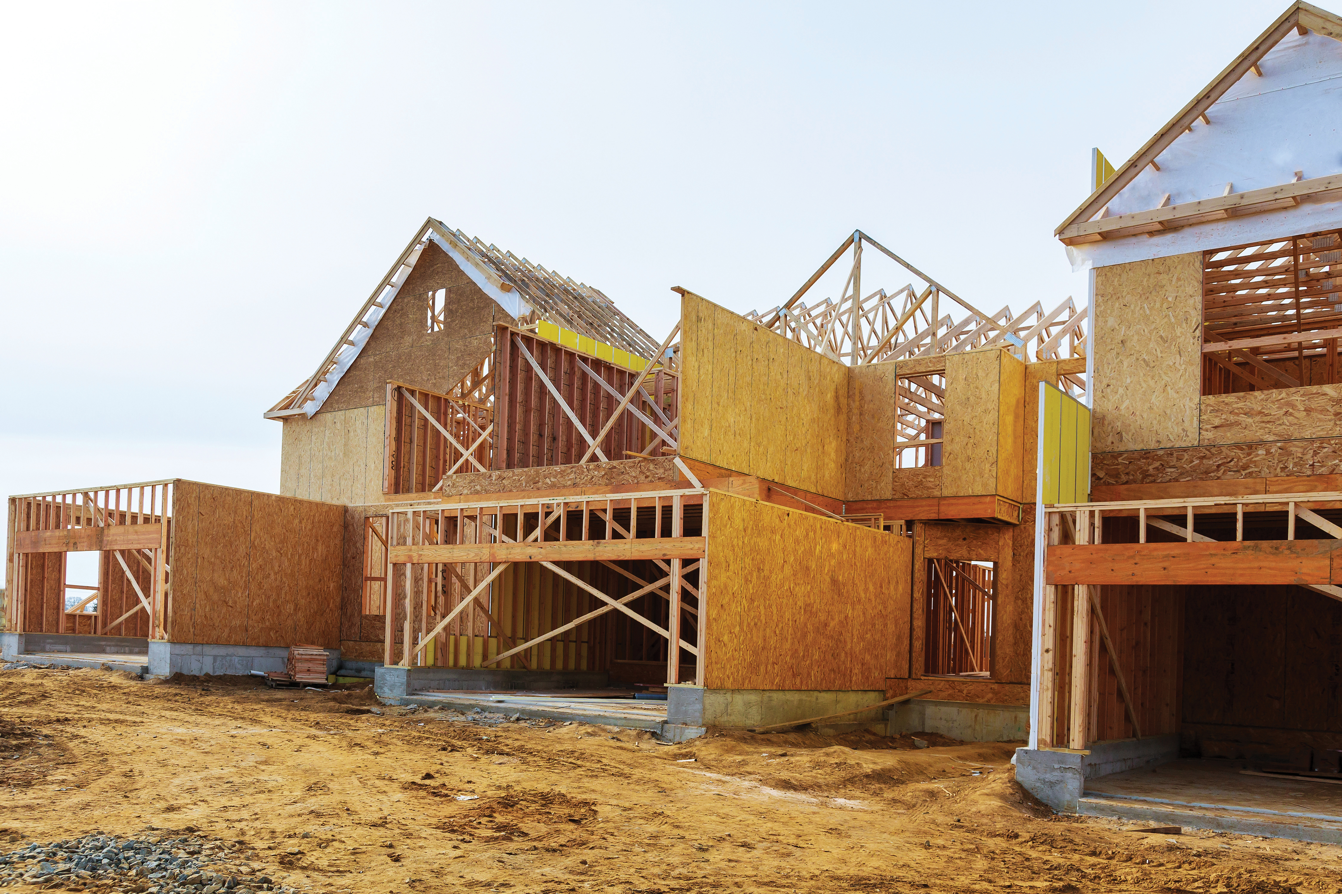 Build-to-Rent Housing Garners Investor and Lender Interest – REI-ink